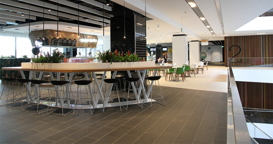 Central Kitchen – Central Park | Australian Design Alliance