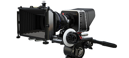 Blackmagic Cinema Camera Design