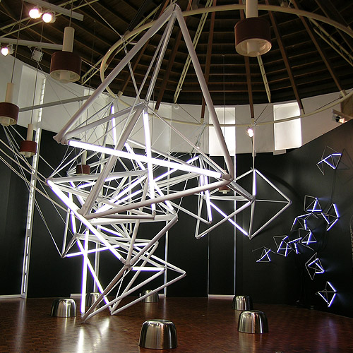 Adventure installation, 2005, by Korban/Flaubert