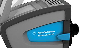 Agilent Technologies 4300 Handheld FTIR Spectrometer