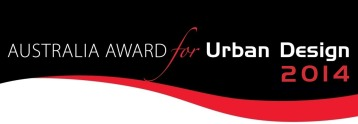 2014 Australia Award for Urban Design – Call for Nominations