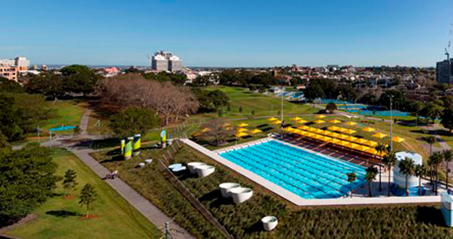 Prince Alfred Park and Pool