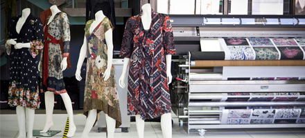 The Textile and Fashion Hub - A place for businesses  to develop