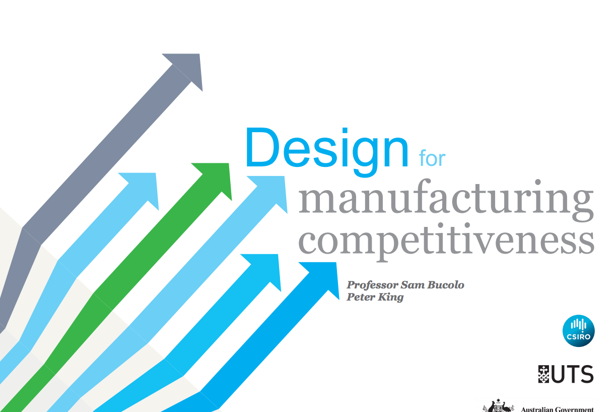 Designing more competitive manufacturing firms