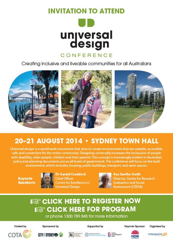 Universal Design Conference