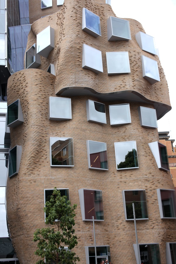 UTS's Frank Gehry designed School of Business complete