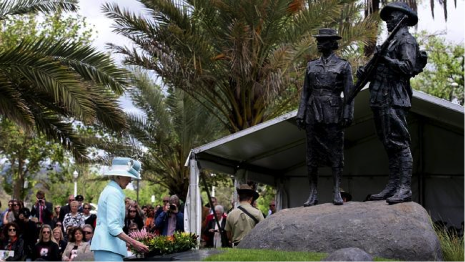 Expressions of Interest: Legacy Memorial for ANZAC Square Brisbane