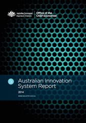 Australian Innovation System – annual series