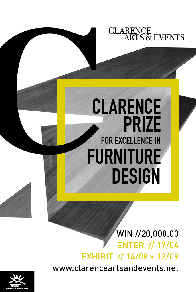Clarence Prize for Excellence in Furniture Design